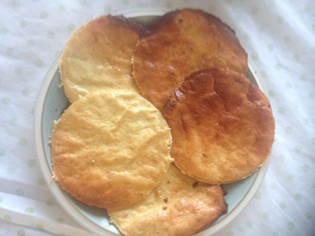 Keto tortilla's