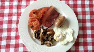 Keto Engels ontbijt