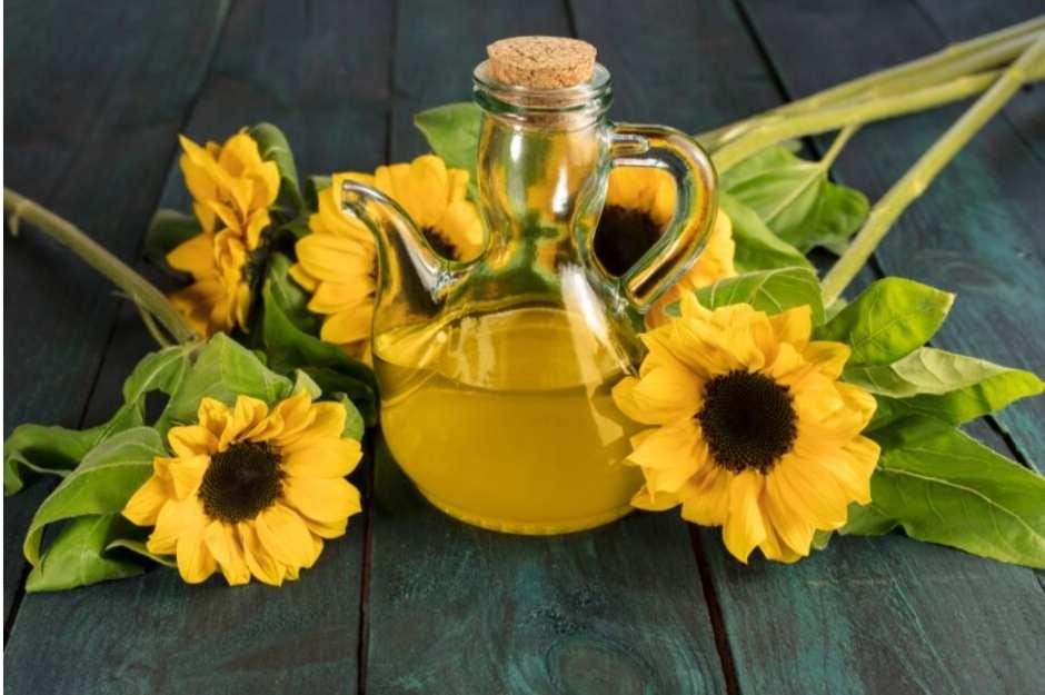 Zonnebloemolie is niet gezond