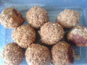 Scotch eggs maken - lekkere keto snack