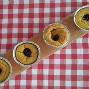 Italiaanse amandelcake (pardullas)
