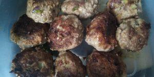 Heerlijke keto gehaktballetjes