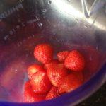 keto aardbeien