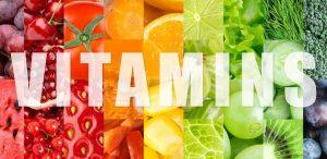 fruit als bron van vitamines