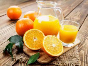 sinaasappels zijn helemaal niet de beste bron van vitamine C