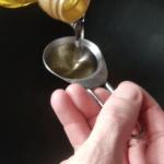keto olijfolie in pan