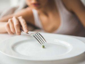 calorieën beperken