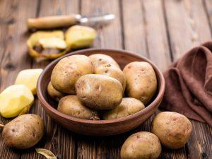 Aardappels passen niet binnen het keto dieet