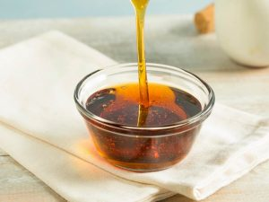 agave siroop past niet binnen het keto dieet