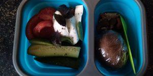 Gezonde lunch voor school