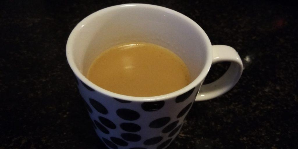 Bulletproof koffie - drink meteen