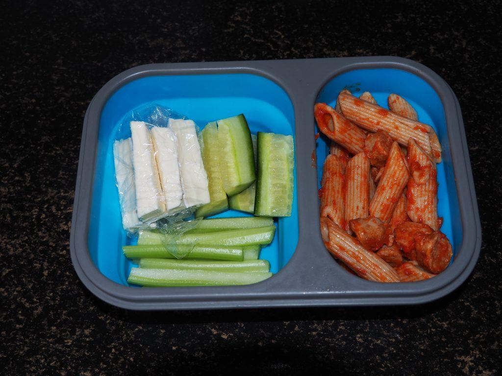 Gezonde lunch naar school