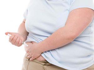 keto-acidosis: onvoldoende insuline
