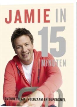 Jamie 15 minuten kookboek