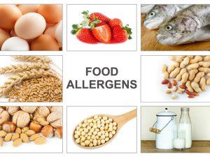 kind met voedselallergie