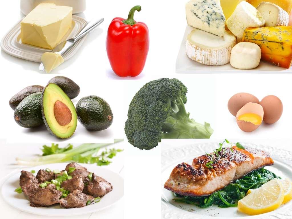 vitamines in je voeding