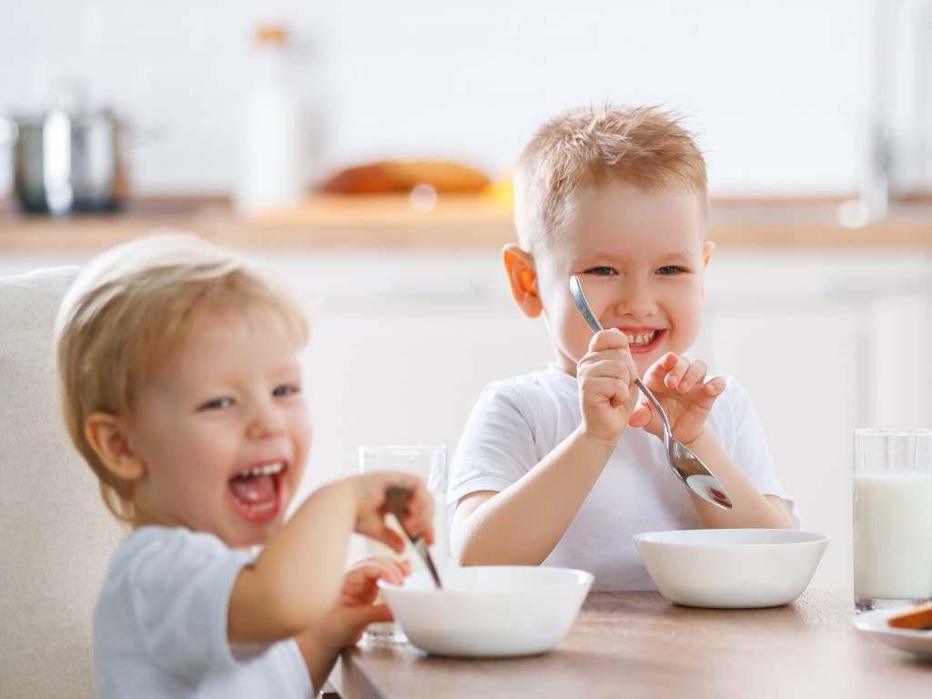 wil je kind niet eten