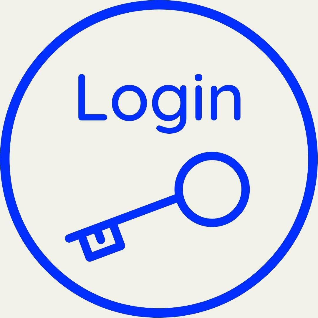 Login icoon