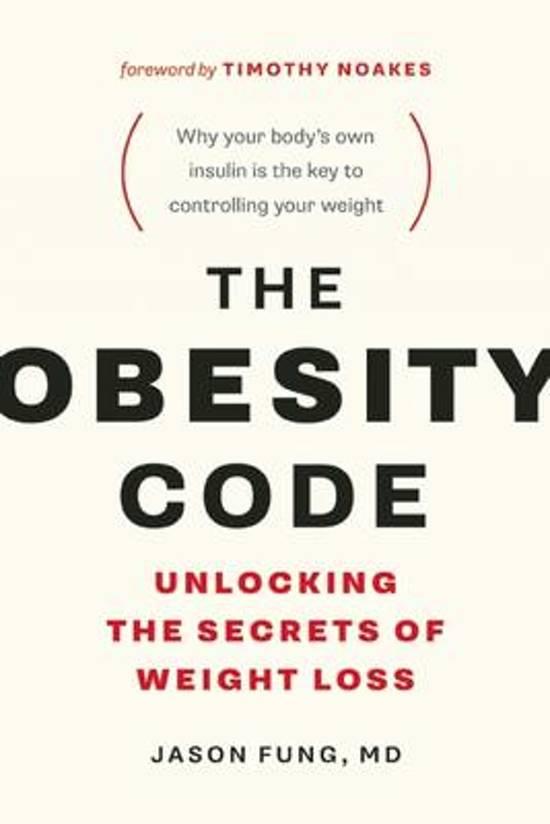Overgewicht en hormonen besproken in de Obesity Code van Jason Fung