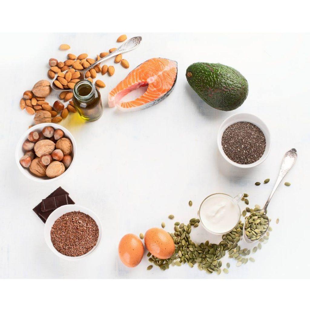 gezonde vetten op het keto dieet