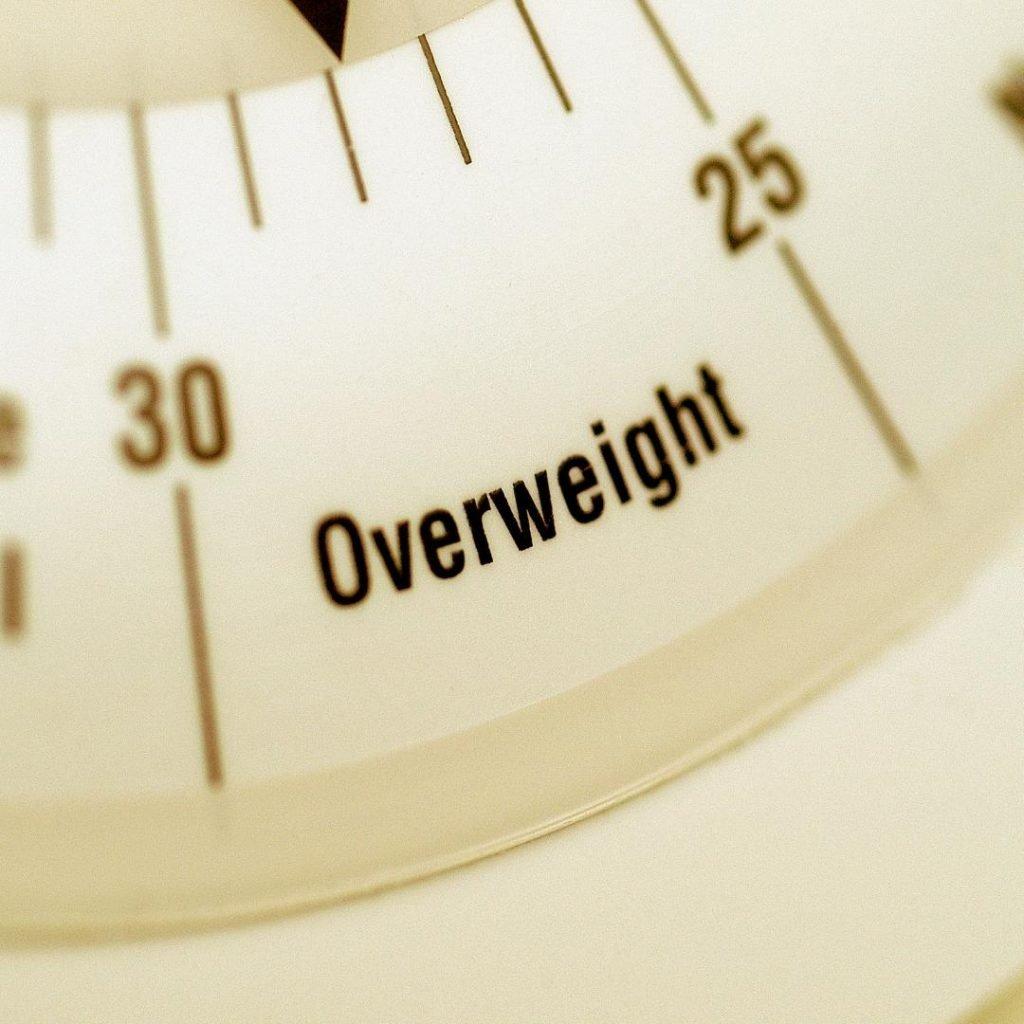 gewichtsplateau