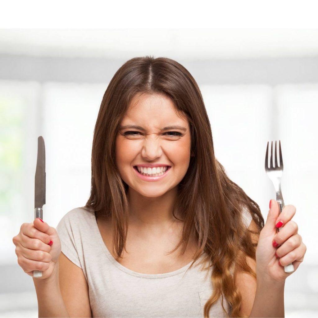 eiwitten en vetten geven een gevoel van verzadiging