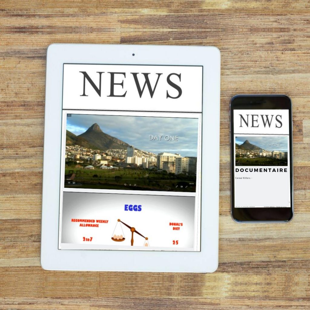 Maandelijkse nieuwsbrief