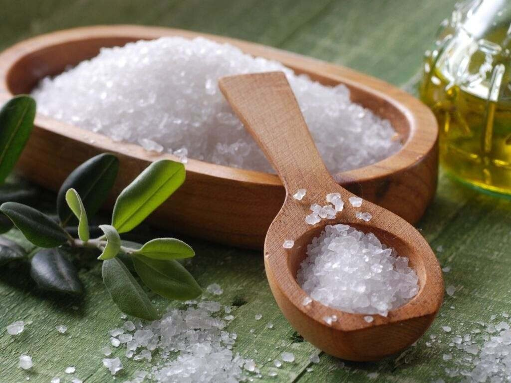 natrium en chloor in je voeding