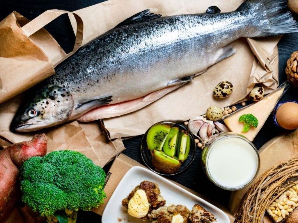 fosfor in je voeding