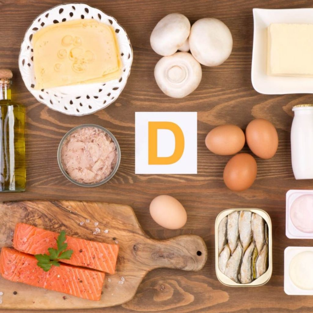 Vitamine D tekort en trage stofwisseling