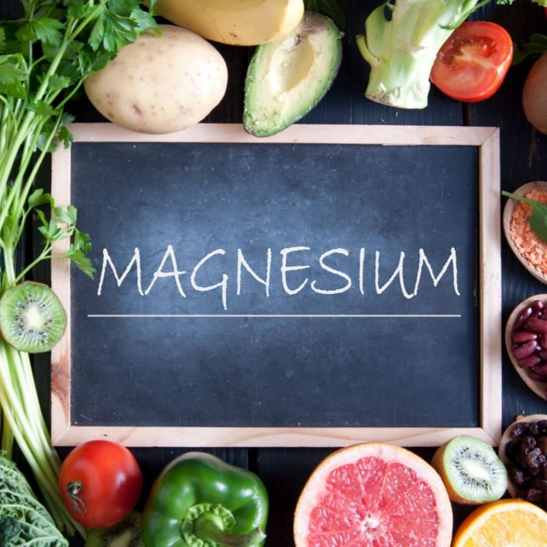 voeding met magnesium
