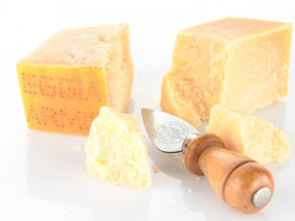 Echte parmezaanse kaas