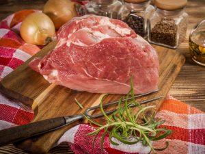 Varkensvlees bevat vitamine B1