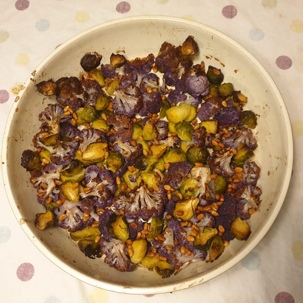 Siciliaanse bloemkool met spruitjes
