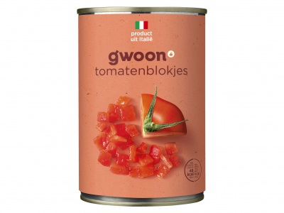 tomaten uit blik