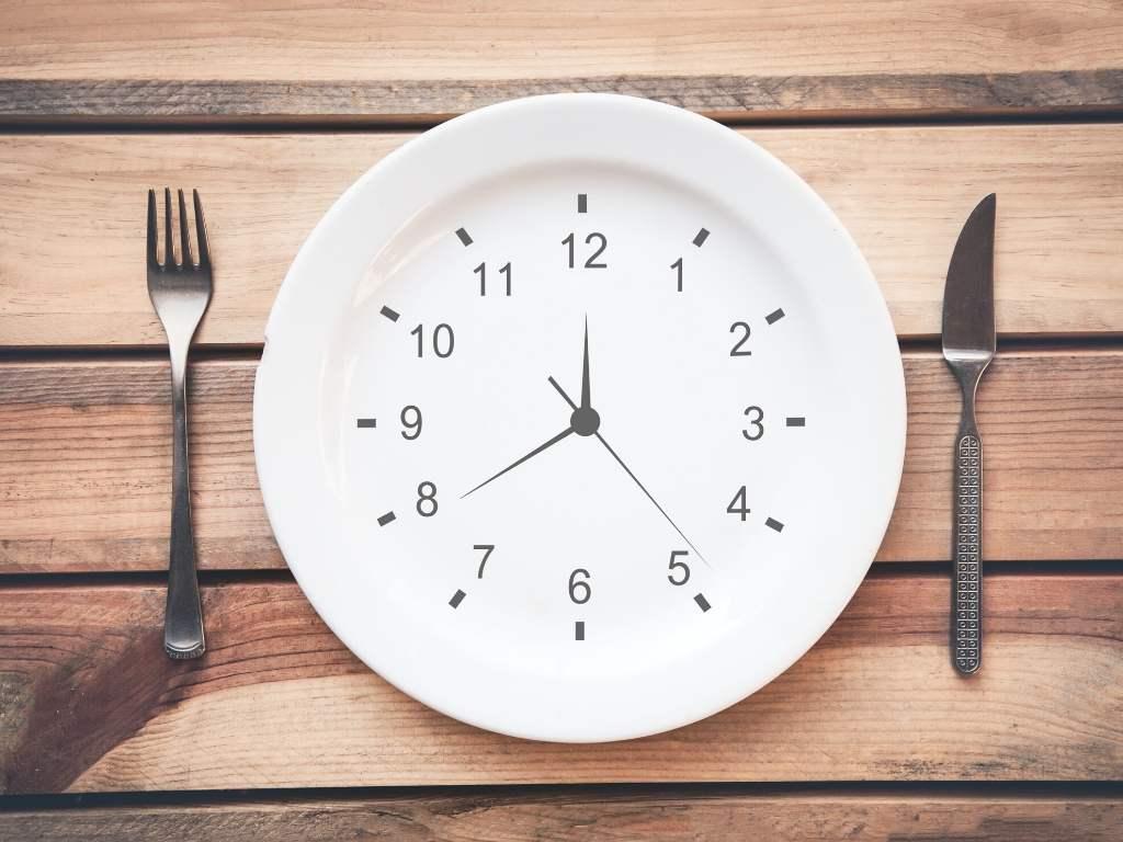 Eten uit gewoonte