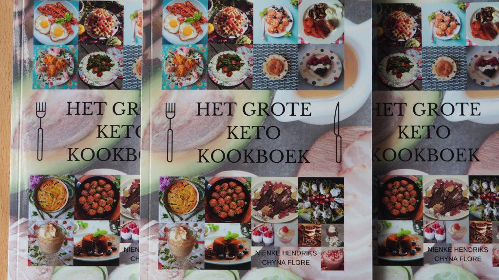 Het Grote Keto Kookboek