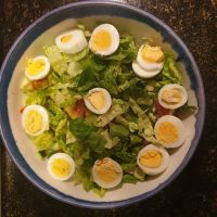 Hollandse salade