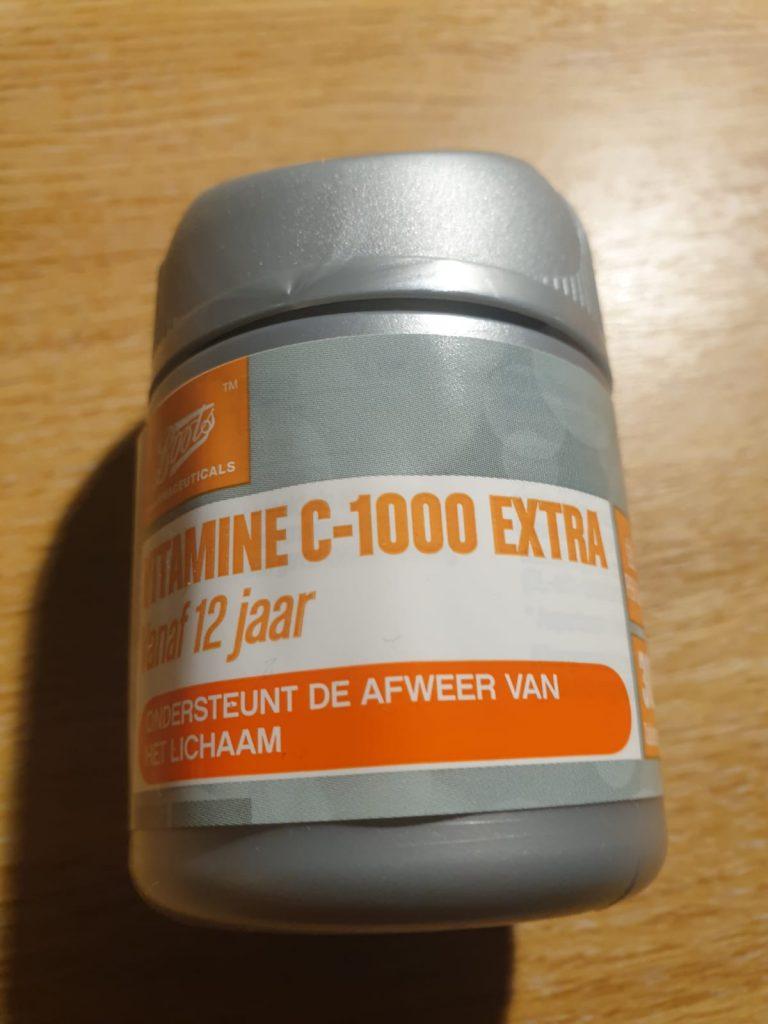 vitamine C en Corona virus