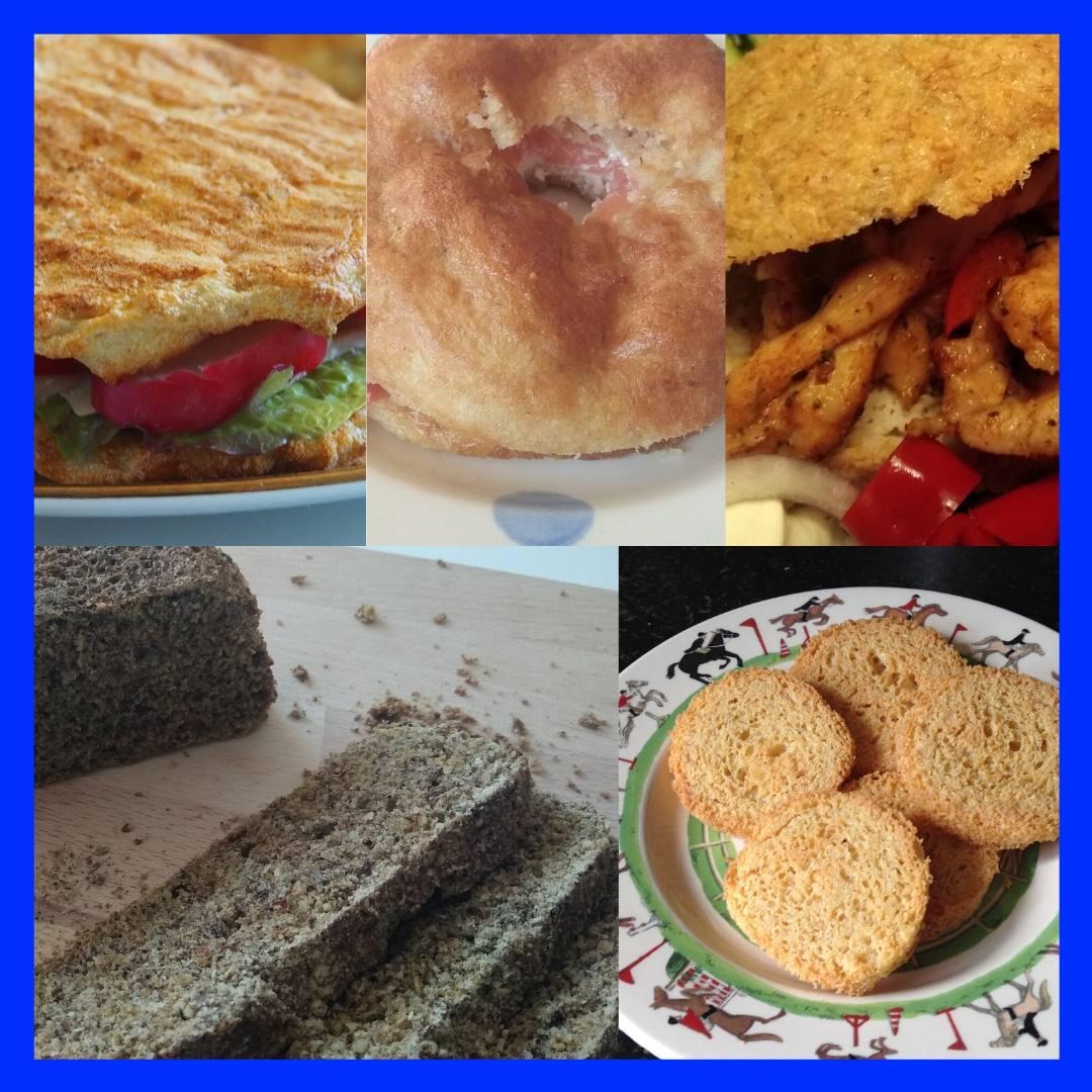 Brood vervangers