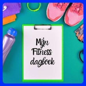 Mijn Fitnessdagboek cover