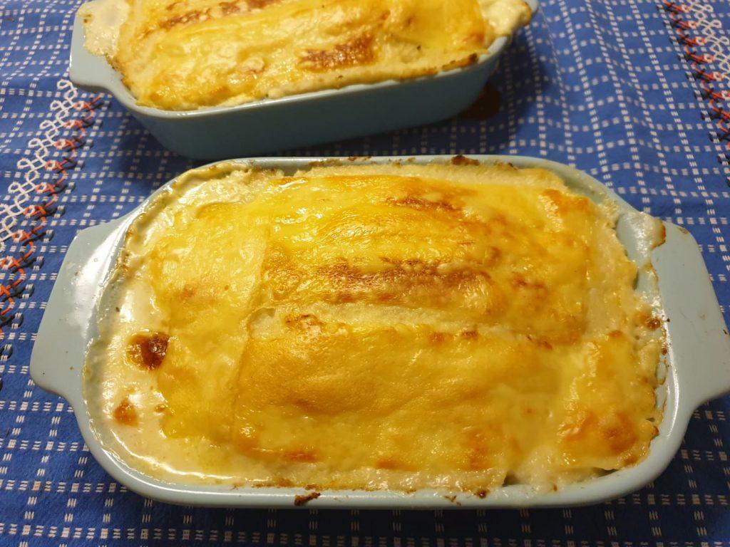 Engelse fish pie