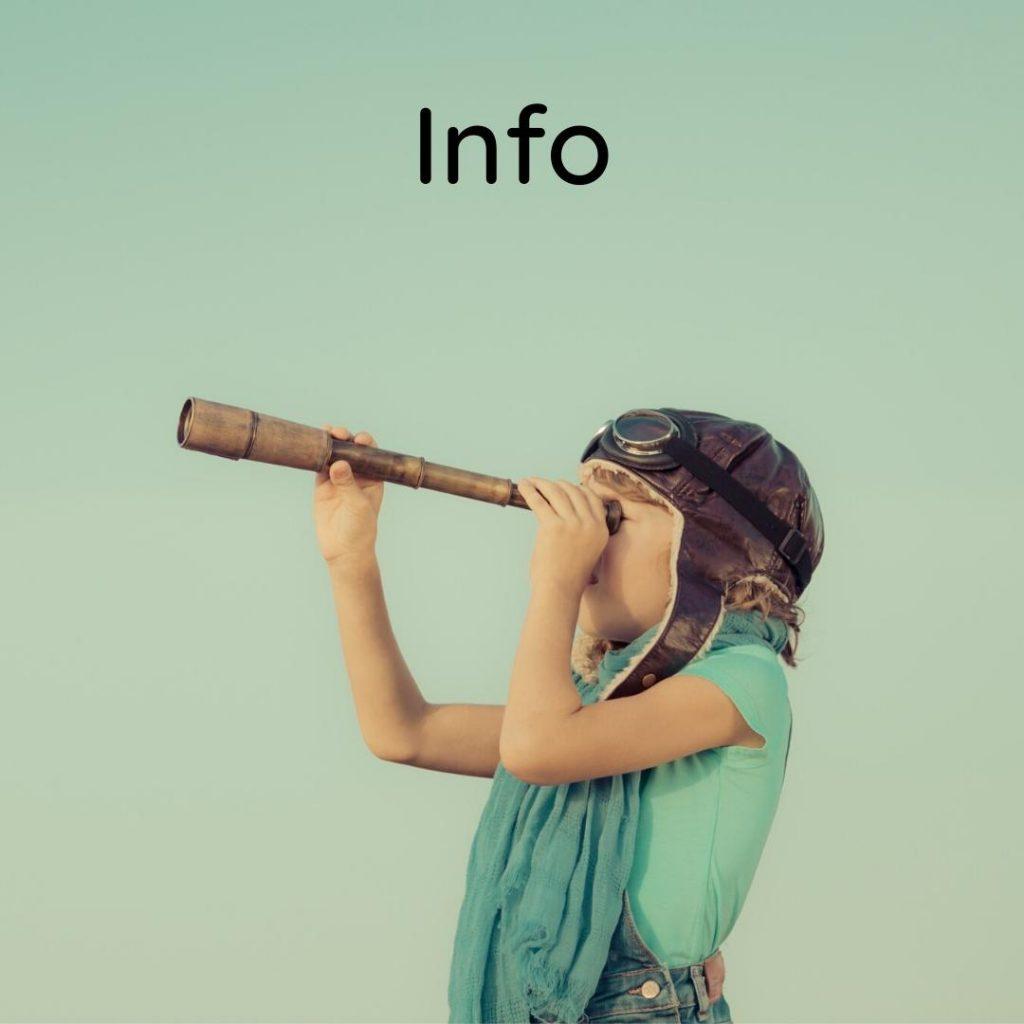 info voor kids
