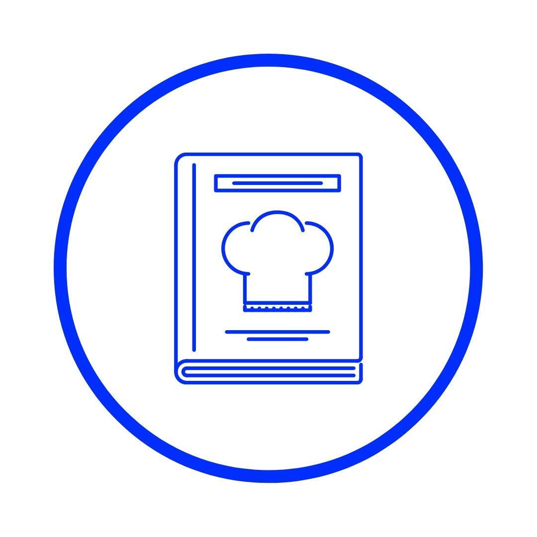 kookboeken icoon