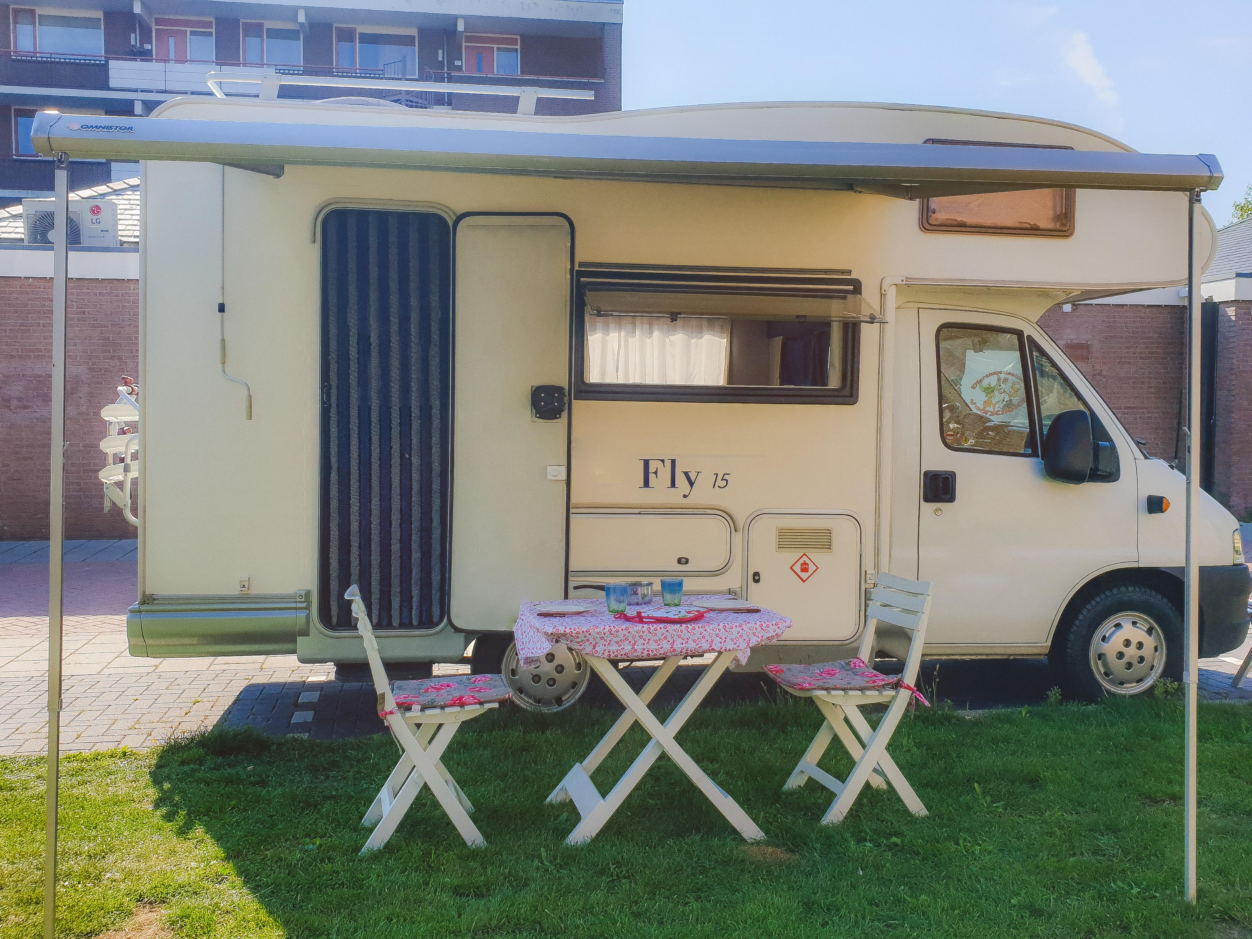keto op de camping