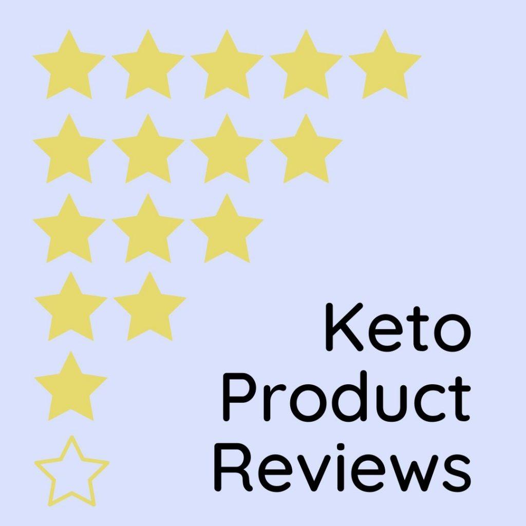 keto product reviews