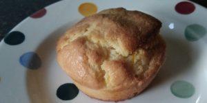 Keto citroen-maanzaad muffin (2)